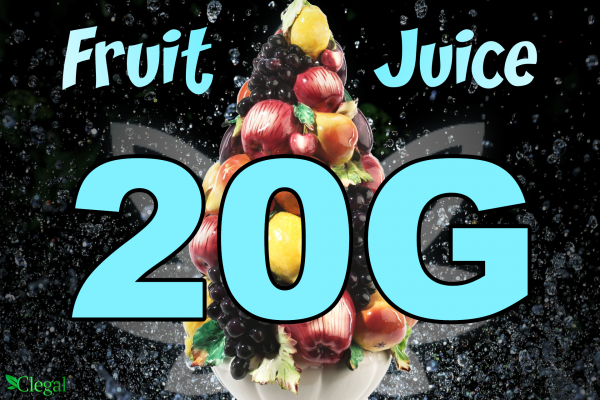 Fruit Juice 20G