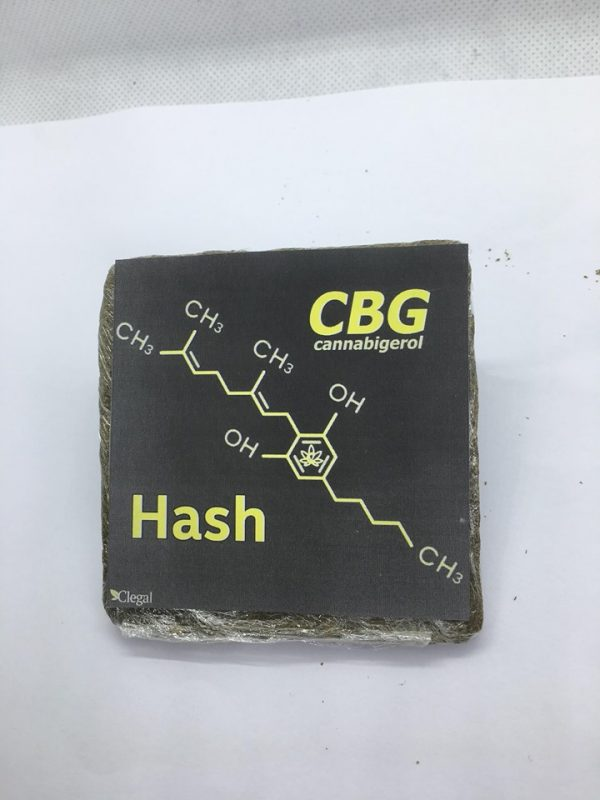 Hash CBG