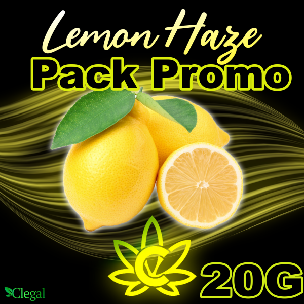 Pack Promo Lemon Haze