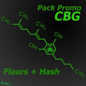 Pack promo CBG