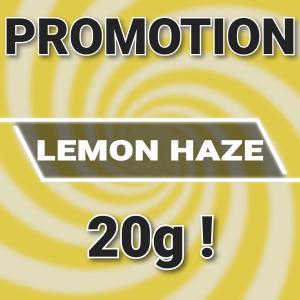 Pack promo lemon Haze cbd