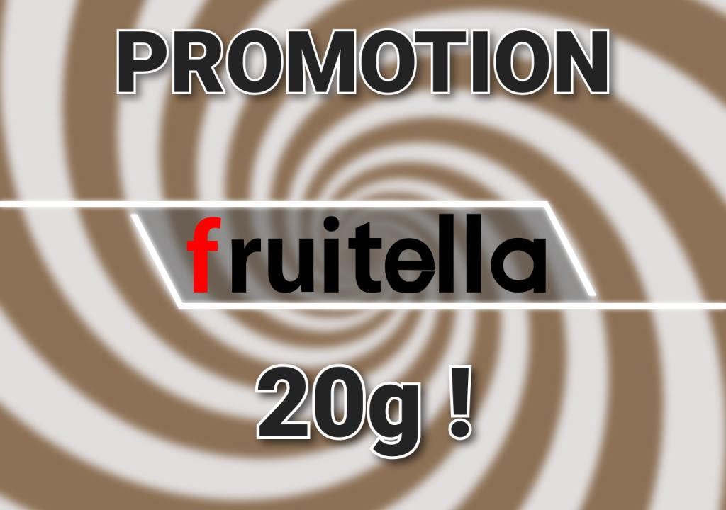 Promo fruitella