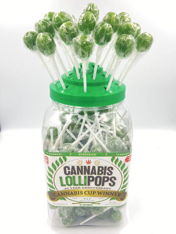 Sucette Cannabis Hemperium